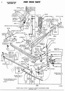 Ford F350 Front Suspension Diagram