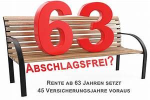 Rente Mit 55 Berechnen : rente mit 63 dgb rechtsschutz gmbh ~ Themetempest.com Abrechnung