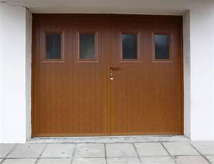 porte de garage battante ouvrant a la francaise afc With porte garage francaise
