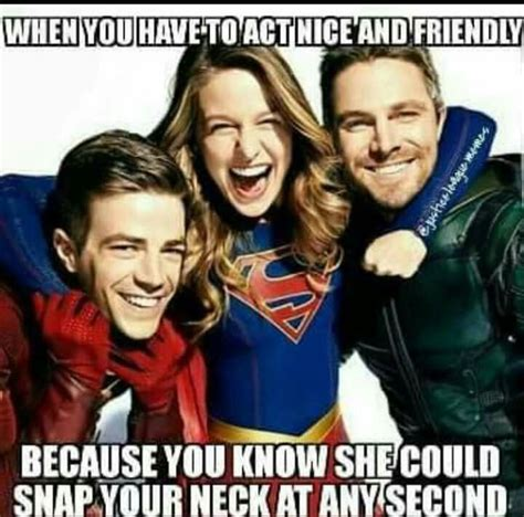 Supergirl Memes - image result for flash memes obsession iii the flash pinterest memes supergirl and arrow