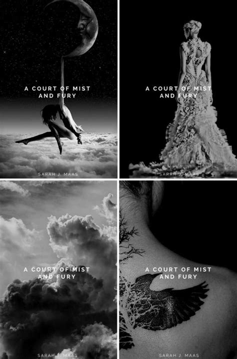 ACOMAF | a court of thorns and roses & a court of mist and