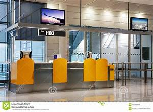 Boarding Gate At An Airport Royalty Free Stock Photos ...