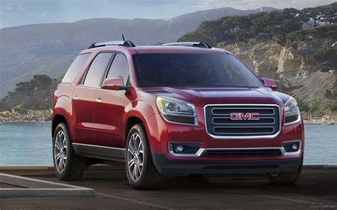 gmc acadia  widescreen exotic car pictures