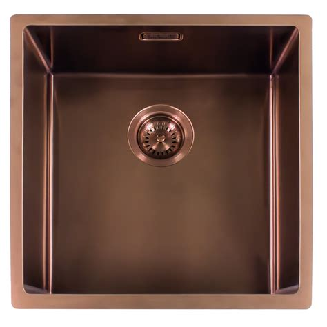 kitchen sinks miami miami 50x40 copper l integrated sinks reginox the 3029