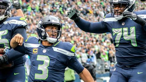 russell wilson   seahawks win  record extension