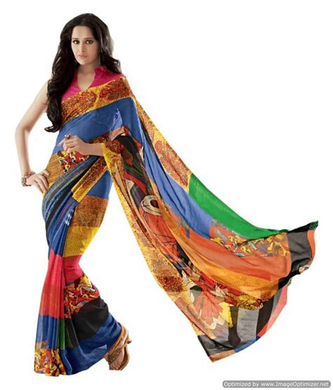 top  gorgeous vipul sarees  images styles  life