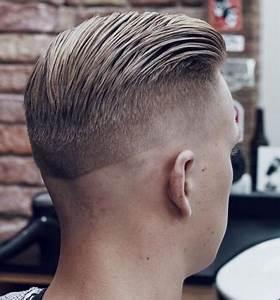 Coupe Homme Degradé : coupe de cheveux homme degrad a blanc ~ Melissatoandfro.com Idées de Décoration