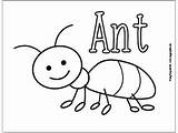 Coloring Pages Ant Bugs Bug Easy Printables Insect Insects Preschool Fun Printable Drawing Crafts Pill Ants Easypeasyandfun Peasy Activities Beaver sketch template