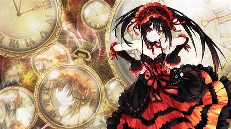 Anime Like Date A Live Kurumi Tokisaki Hd Wallpaper And Background Image