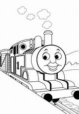 Train Coloring Thomas Pages Cartoon Simple Drawing Toby Caboose Printable Trains Le Colouring Bullet Steam Coloriage Getdrawings Adult Getcolorings Circus sketch template