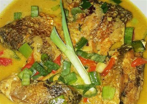Bumbu tak sulit bukan mengikuti resep memasak bali bandeng diatas?. Resep Masakan Ikan Bandeng Bumbu Kuning