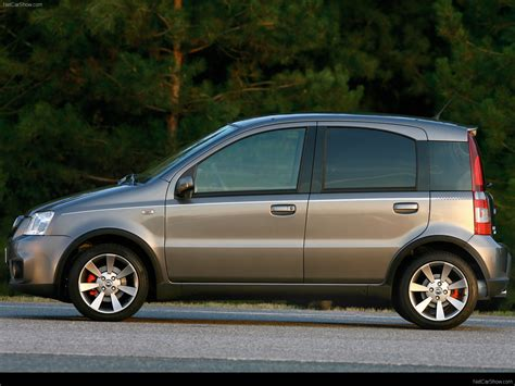 Fiat Photo by Fiat Panda 100hp Photos Photogallery With 10 Pics