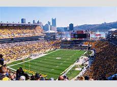 Heinz Field, Pittsburgh Steelers football stadium