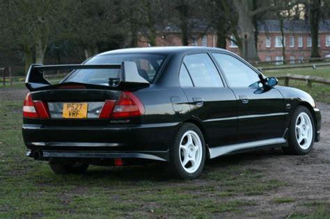 Mitsubishi Lancer Evolution 4 Gsr....rare Black