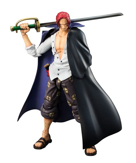 piece variable action heroes action figure shanks