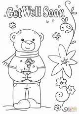 Soon Coloring Well Printable Pages Funny Grandma Cards Printables Template Card Crafts Albanysinsanity Supercoloring Bear Teddy Excellent Puzzles Classroom Management sketch template