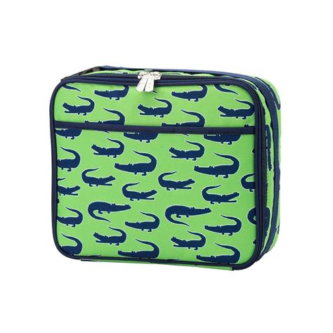 gator lunch box personalized lunch box vivlou top notch gift shop lunchbox