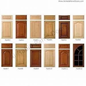 Ash Wood Kitchen Cabinets Hpd350 - Kitchen Cabinets - Al