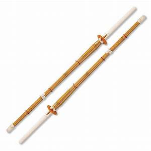Kendo Bamboo Shinai Training / Practice Sword SET | True ...