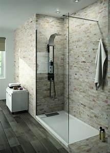 les 25 meilleures idees de la categorie douche italienne With photo salle de bain italienne