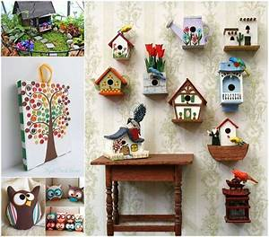 15 cute diy home decor projects that you39ll love With house decoration ideas handmade