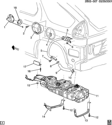 Pontiac 3400 Aztek Engine Diagram by 2003 Pontiac Montana Parts Diagrams Downloaddescargar