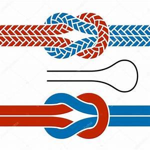 Dickes Seil Kaufen : klettern seil knoten symbole stockvektor happyroman 11497544 ~ Buech-reservation.com Haus und Dekorationen