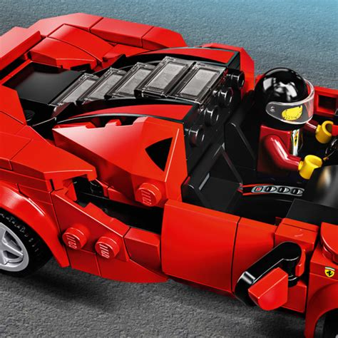 The f8's design has been well replicated in lego form, albeit with a few stickers helping with the shape of the cockpit, and. GIFT LEGO Speed Champions 76895 Ferrari F8 Tributo,Racing Model Car,Building Toy 673419319089   eBay