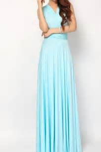 baby blue bridesmaid dresses baby blue infinity dress bridesmaid dresses lg 38 73 80 infinity dress convertible