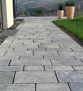 Randsteine Setzen Kosten : pflaster legen kosten selber pflastern garten terrasse ~ Lizthompson.info Haus und Dekorationen