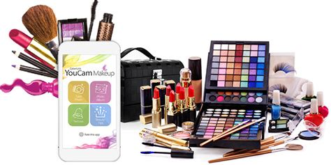 youcam makeup  smart cosmetic kit   pocket