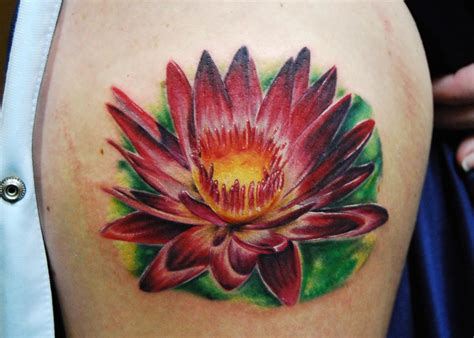 Lotus Cover Up By Justin Buduo