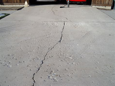 performing an evaluation for concrete repair in