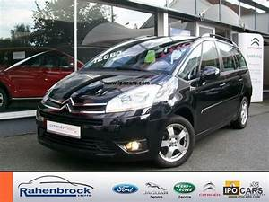 C4 Picasso 2009 : 2009 citroen citro n c4 grand picasso 1 8 tendance car photo and specs ~ Gottalentnigeria.com Avis de Voitures
