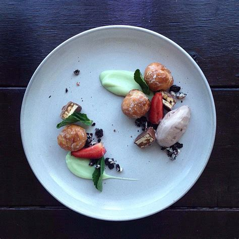 jacques cuisine this is plating junk food like high end cuisine and it