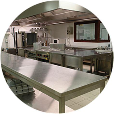 ventilation de restaurant cuisine commerciale act