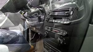 Dodge Caravan Ignition Lock Cylinder Removal