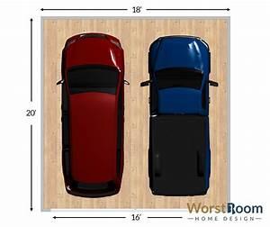 Standard Garage Size  Diagrams  U0026 Dimensions Up To 4 Car