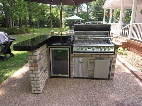 simple outdoor kitchen ideas simple outdoor kitchen photos