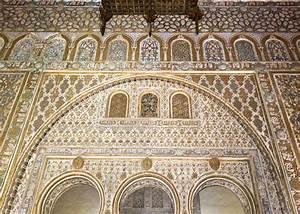 Seville Alcazar House Of Trade Stock Photo