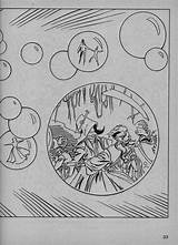 Henson Labyrinth Oddpla sketch template