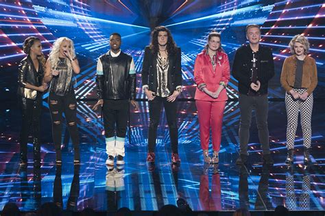 top  american idol season  finalists  headed