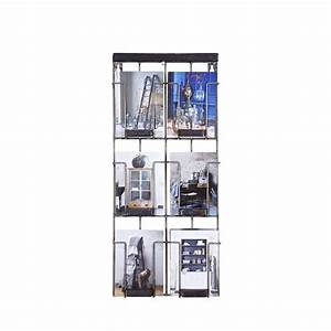 Porte Photo Mural Metal : etag re m tal porte cartes postales memory par ~ Teatrodelosmanantiales.com Idées de Décoration