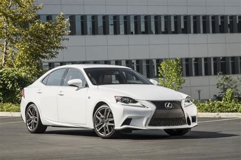 2018 Lexus Is Long Term Update 5 Is 350 F Sport Motor Trend