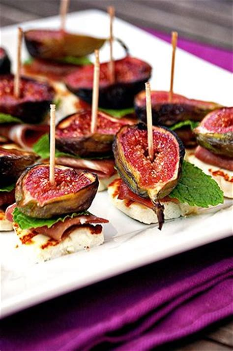 summer canapes 17 best images about fig on
