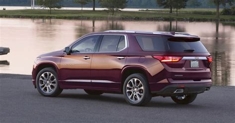 Chevrolet 2019 Chevy Traverse Ltz, Redesign And Review