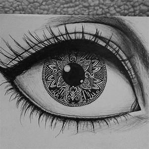 Dessin Facile Yeux : 1001 photos de dessin noir et blanc qui vont vous aider am liorer votre technique art ~ Melissatoandfro.com Idées de Décoration