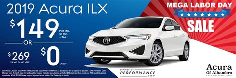 Acura Dealer Los Angeles by Acura Of Alhambra New Used Acura Dealership Serving