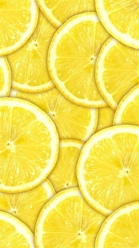 Lemon Wallpaper by Tap And Get The Free App Yellow Lemon Wallpaper