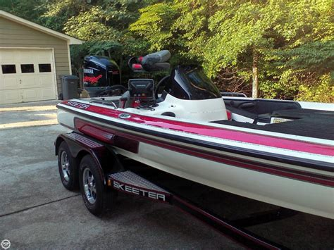 Skeeter Zx225 Boats For Sale 2005 used skeeter zx225 bass boat for sale 22 500
